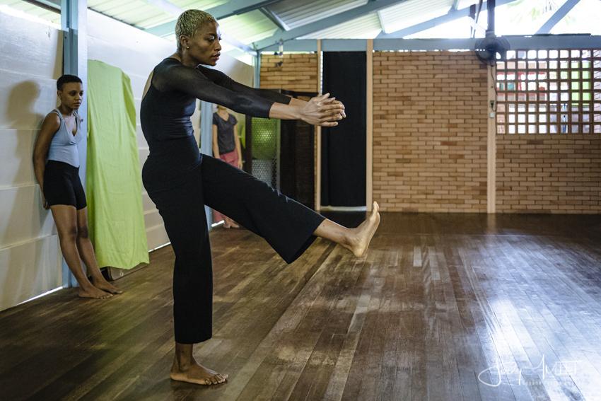 Association Touka Danses. Formation Danseur Interprète février 2021.