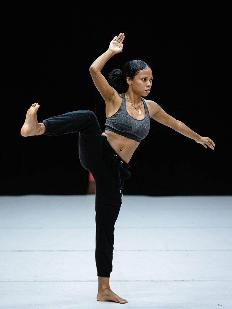 18 décembre 2020. Conservatoire de musique et de danse. Formation danseur interprète.